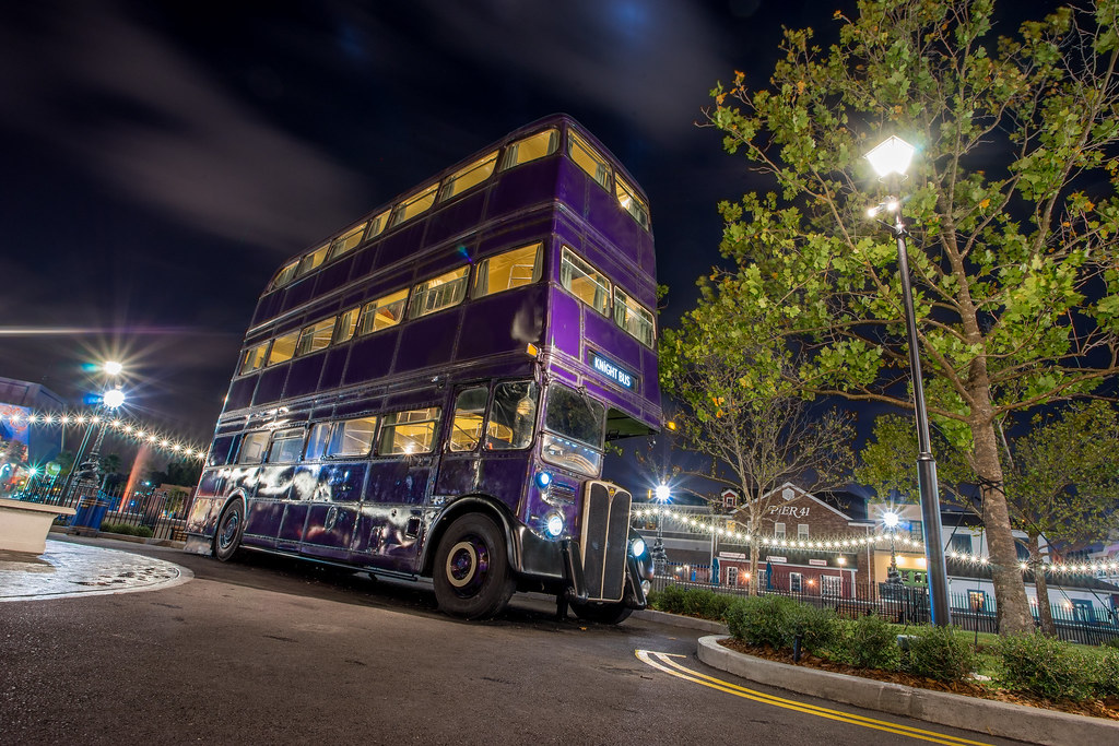Wizarding World - Knight Bus