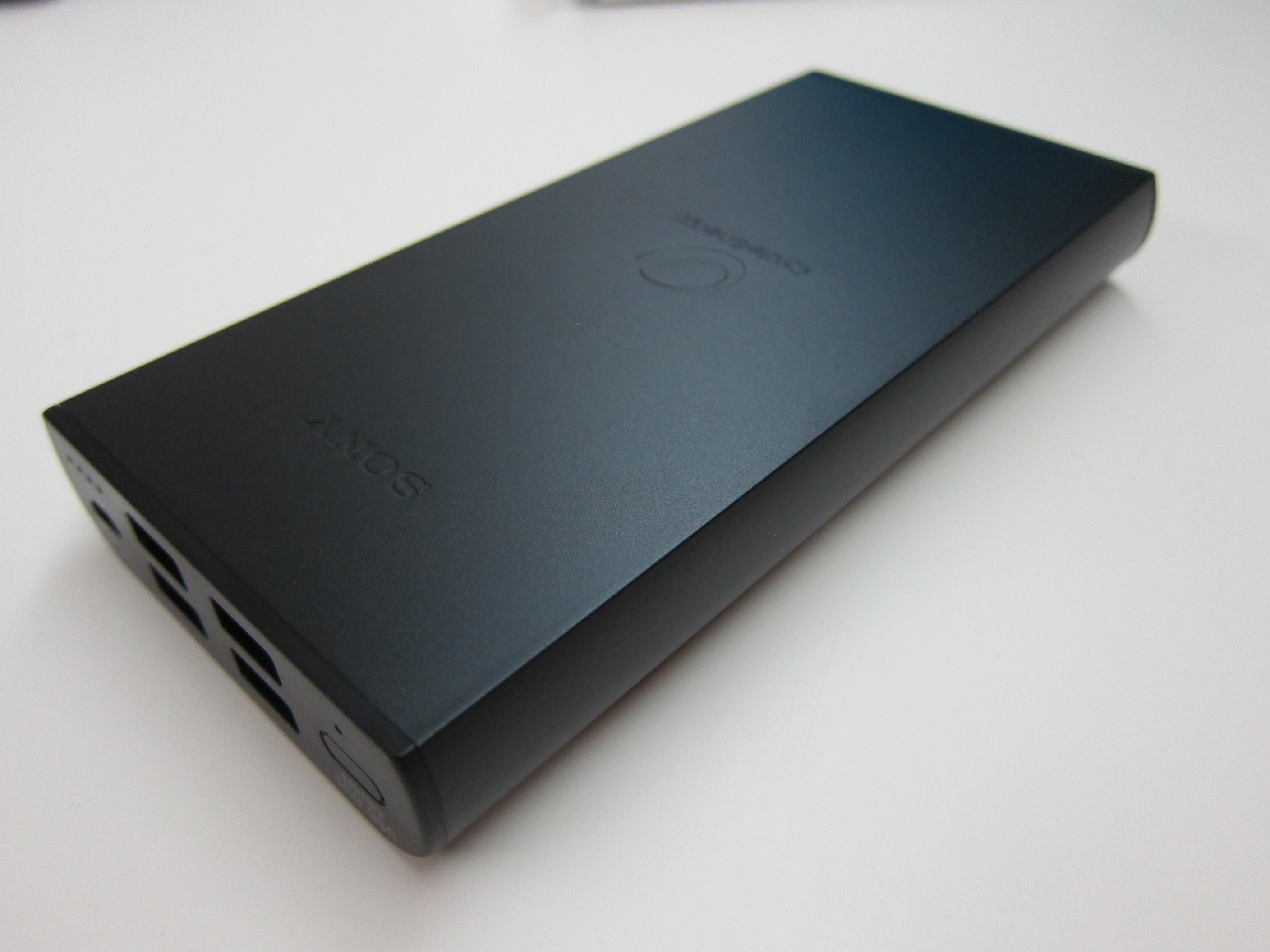 Sony Cp B20 20 000mah Usb Portable Charger Blog