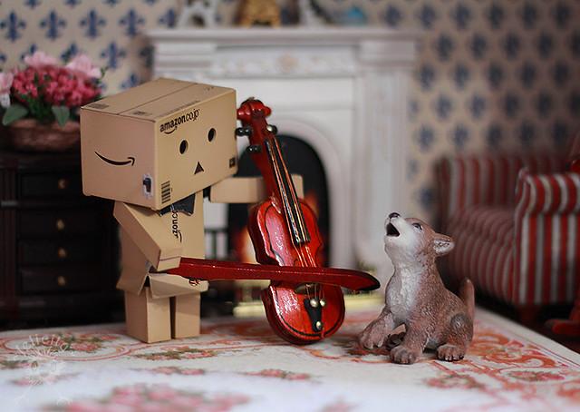 Music Danbo