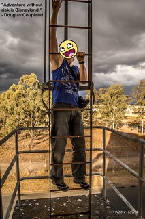 Mr Happy Urbex