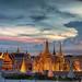 Wat Phra Kaew by anekphoto