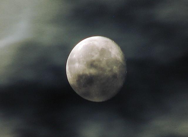 Photo:Super Moon By Jarosław Pocztarski