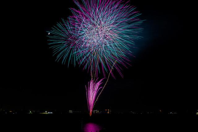 20140811_04_Firework 2014 Matsudo Chiba Japan