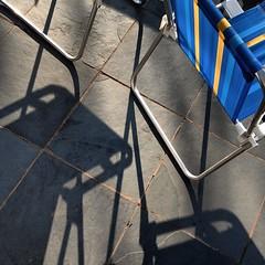 Em #Atibaia, 16h #shadows #geometry #instantaneo