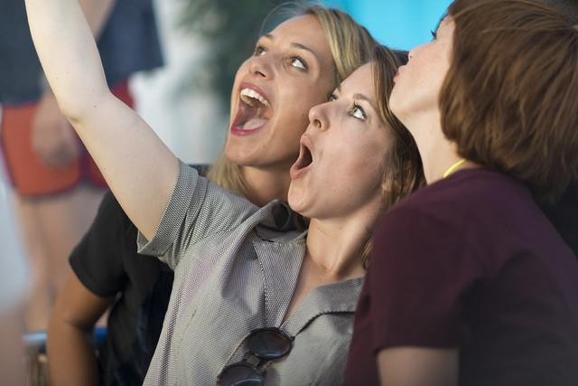 Making a selfie // Paradigm Festival 2014
