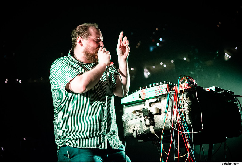 Dan Deacon @ Verizon Center