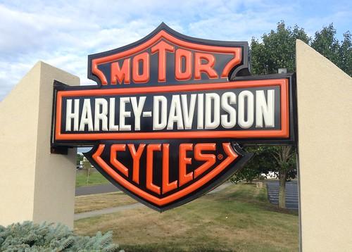 Harley Davidson Motorcycles Dealership