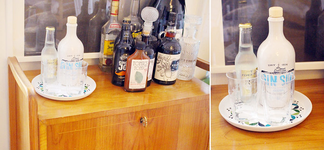 zwergenprinzessin mixt: coconut gin tonic