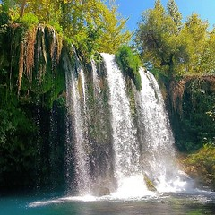 Day 3 in Antalya. I wanna remember this amazing waterfall! A close contact with the nature, an amazing place, a worth day!  I can't wait for Saturday!!! I will visit another city! I will publish all like always  Hoping you are enjoying my pics!