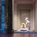"Sculpture ""The Brazilian"" (O Brasileiro) in art museum Pinacoteca, São Paulo, Brazil"