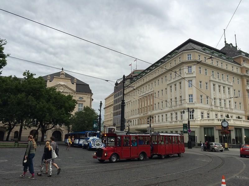 3rd Trip to Bratislava (8/15/14)