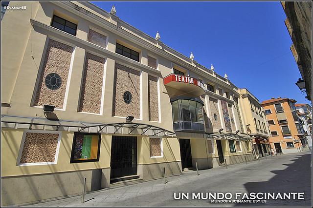 Teatro Municipal, Plasencia