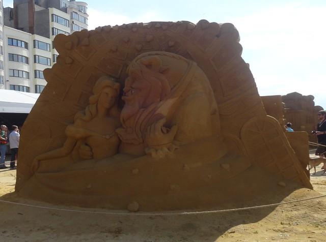 Sculpures sur sable Disney - News Touquet p.1 ! 14934019046_cdb78149fb_z
