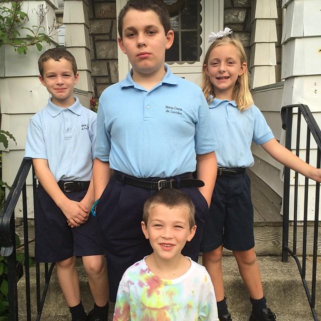 #firstdayofschool #mombalance