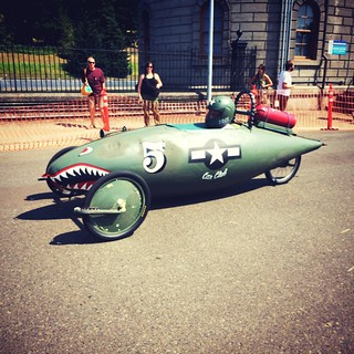 Adult Soapbox Derby!
