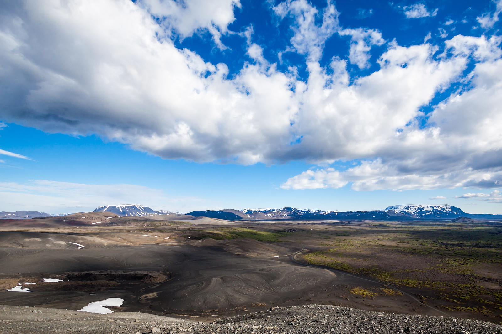 Ісландські нотатки. Частина 10: Озеро Міватн, водоспад Деттіфосс, кратер Хверфйялл і всі, всі, всі
