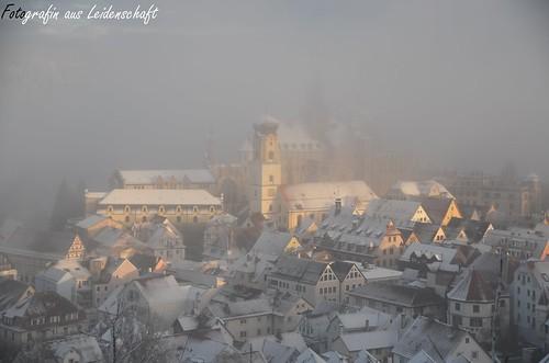schnee winter snow castle church sunrise town nikon kirche sigma schloss amateur d5100
