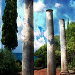 Clouds and columns