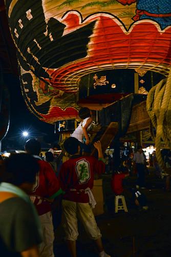 2014 A large paper lantern festival D600-192
