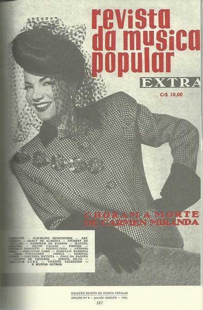Revista da Música Popular - nº 8