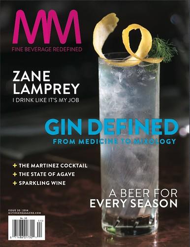 Mutineer Magazine Issue 30 Cover