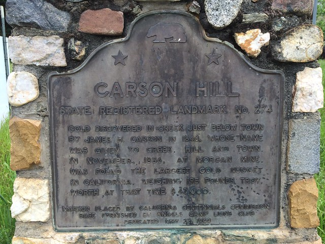 California Historical Landmark #274
