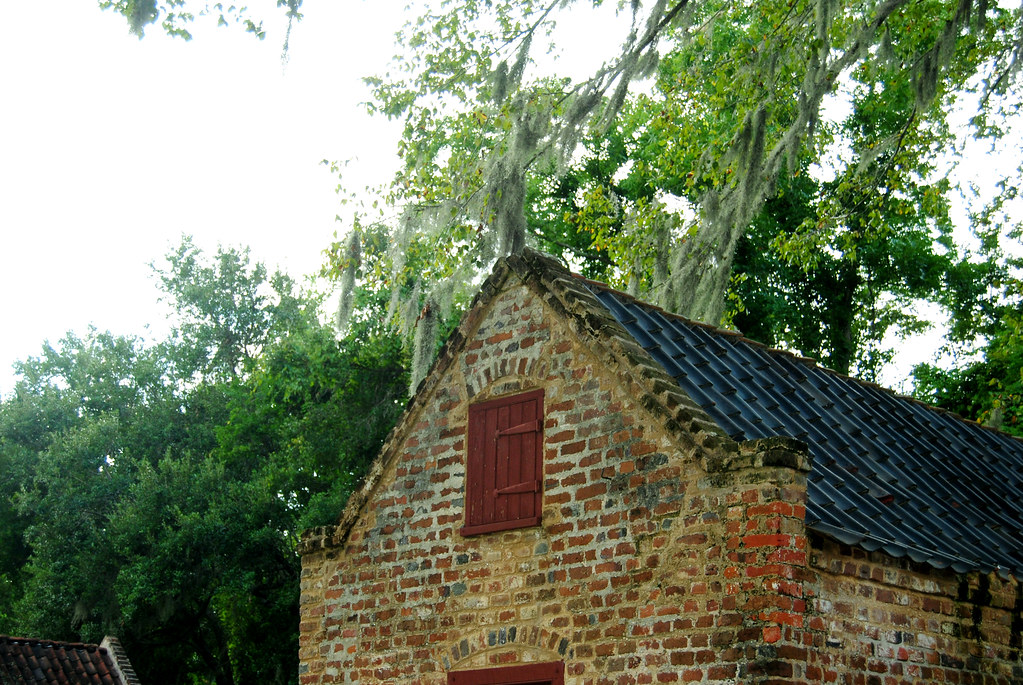 Boone Hall Slave Quarters