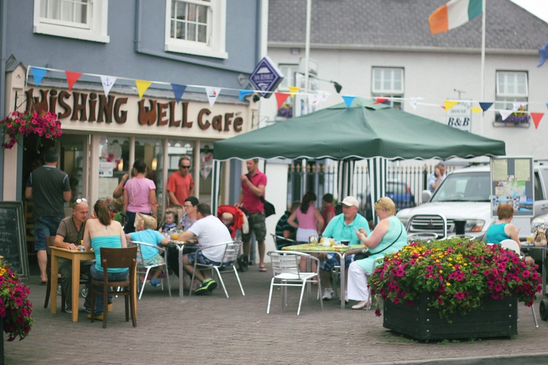 wishing well café