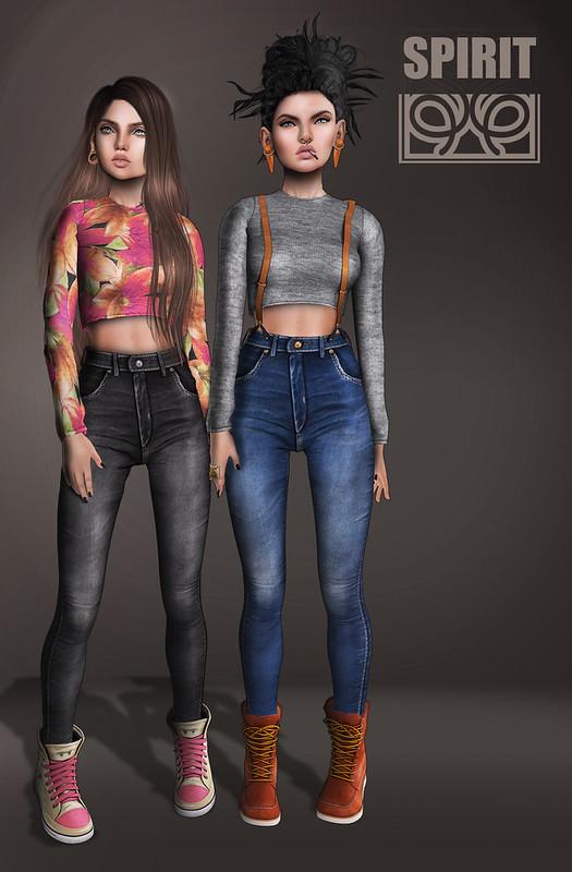 Look # 400 [Spirit Store - Kusa outfit @ Kustom9]