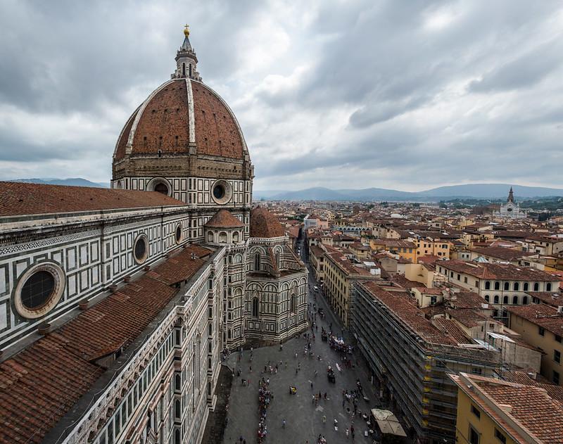 Florencia, desde la Torre