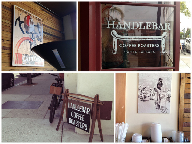Handlebar coffee Santa Barbara