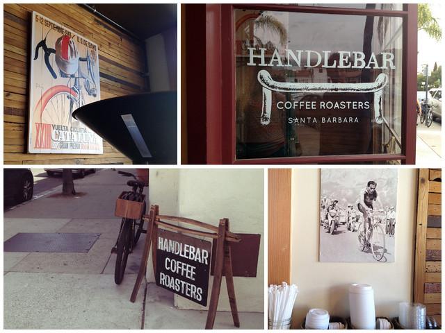Handlebar coffee Santa Barbara