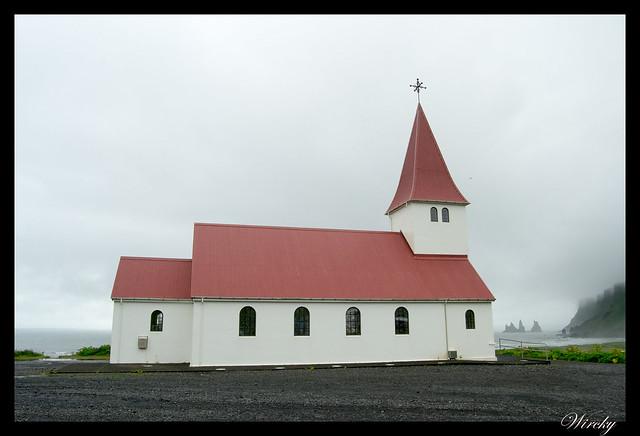 Iglesia Víkurkirkja
