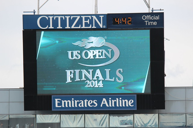 US Open 2014 Kei Nishikori vs. Marin Cilic final matchup