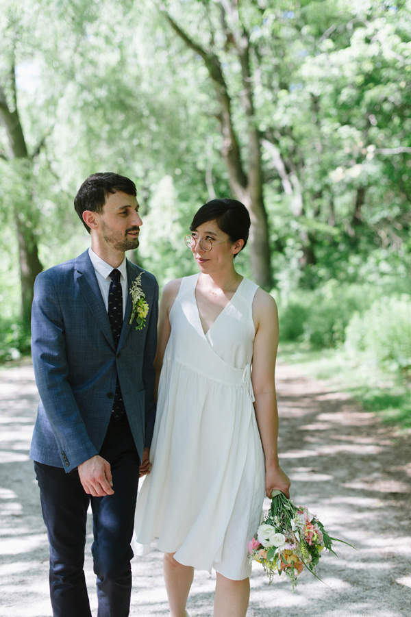 Celine Kim Photography intimate High Park Parkdale restaurant wedding Toronto wedding EM-38