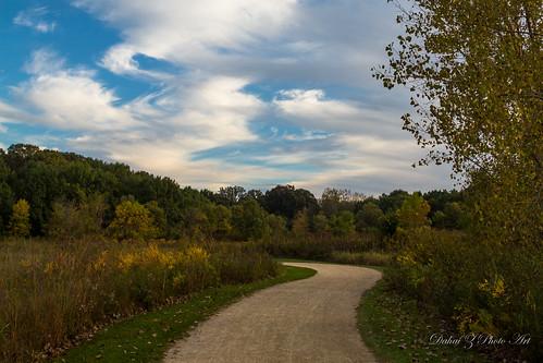 sunset clouds evening lakecounty tamron175028 canoneos60d halfdayforestpreserve autumn2014
