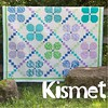 Fall quilt pattern release #2!!! I call her Kismet. She is full of luck and beauty with Irish Chains and Clovers. Available in 6 sizes in PDF or paper full color booklets!!! #katespain #horizon #moda #freckledwhimsy #pattern #paper #pdf @katespain :)