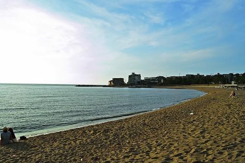 japan seashore 海 福井 日本海 三国