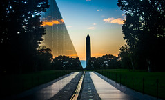 Washington DC War Memorial