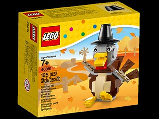 LEGO Season 40091 Box