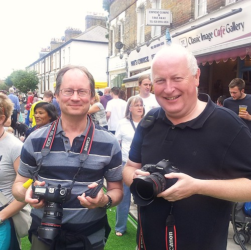 Chiswick's master photographers caught on camera.