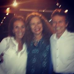 Com Alice da Silveira e Marco Rodrigues #BlogAuroradeCinemaregistra @alicinhadasilveira