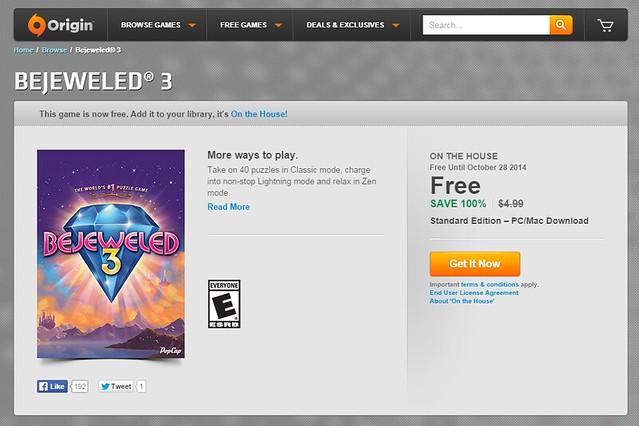Bejeweled 3 free download mac