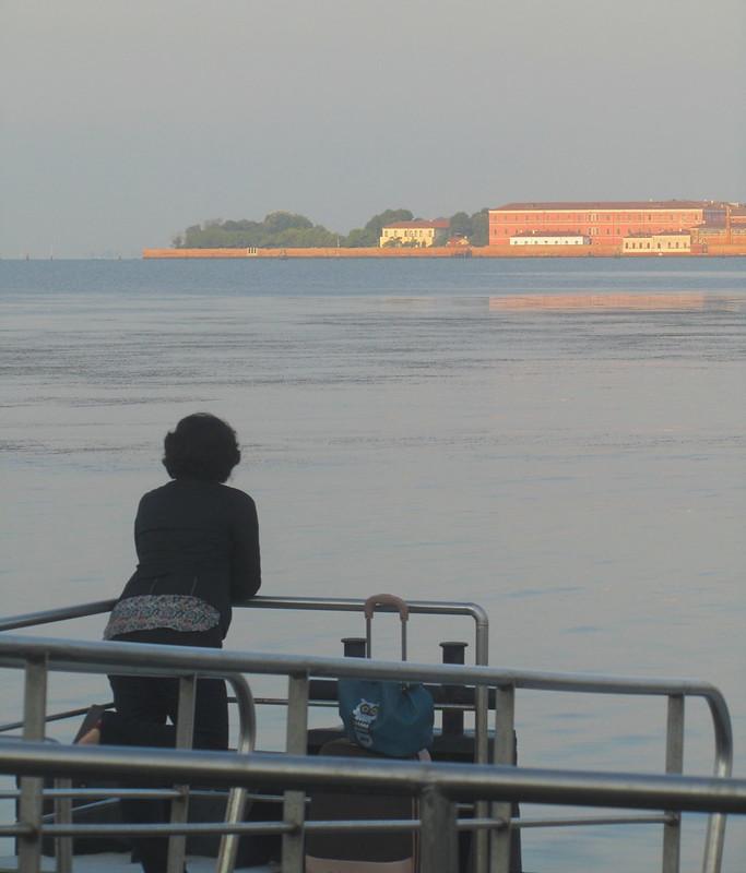 Nella Laguna Veneta