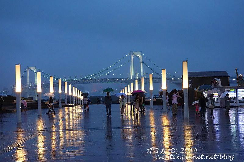 31日本東京台場彩虹大橋