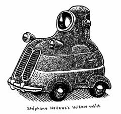 Hublot Vehicle