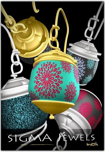 SIGMA Jewels/ Anthi earrings