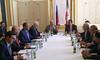 Встреча Министров иностранных дел России и Ирана