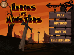 Download Free Heroes vs Monsters Hack (All Versions) Unlimited Gold 100% Working and Tested for IOS and Android MOD.