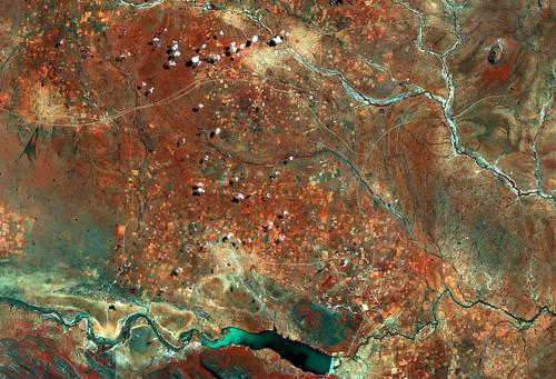 centraldistrict botswana sentinel2a earthobservation earthfromspace